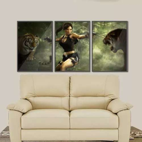 Tomb Raider - A3 Posters 0