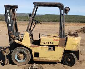 2Ton Hyster FORKLIFT