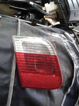 Bmw E46 left boot tail light for sale