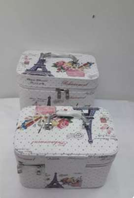 Cosmetic Bags 2pc (C417)