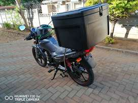 For sale with bin