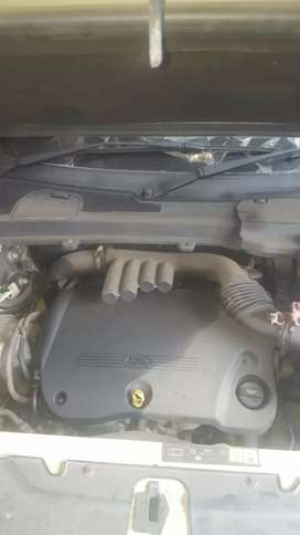 Land Rover Freelander 2 SE 4 engine