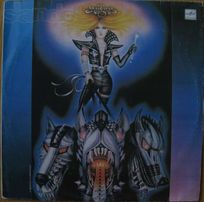 Виниловая пластинка группы Маркиза(1989 год)