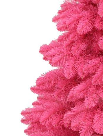 Елка сосна искусственная розовая 220 см 2018 Польша Наличие Львов - изображение 4
