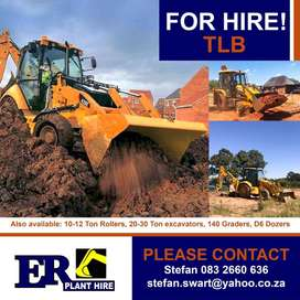 Tlb for for Hire