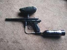 Victor spyder paint ball gun