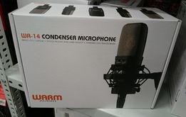 Warm Audio WA-14 - Mikrofon pojemnościowy