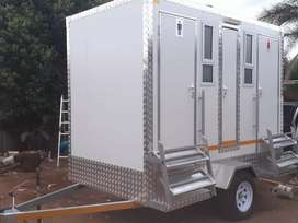 We manufacture luxurious and affordable all types of mobile trailers
