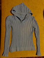 кофта свитер с капюшоном