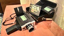 """Кинокамера """"Ломо-214"""" 1978г"""