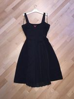 Коктейльное платье Monsoon большого размера р.18/46 для беременных.