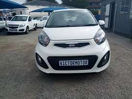 2013 Kia picanto 1.2 manual for sale