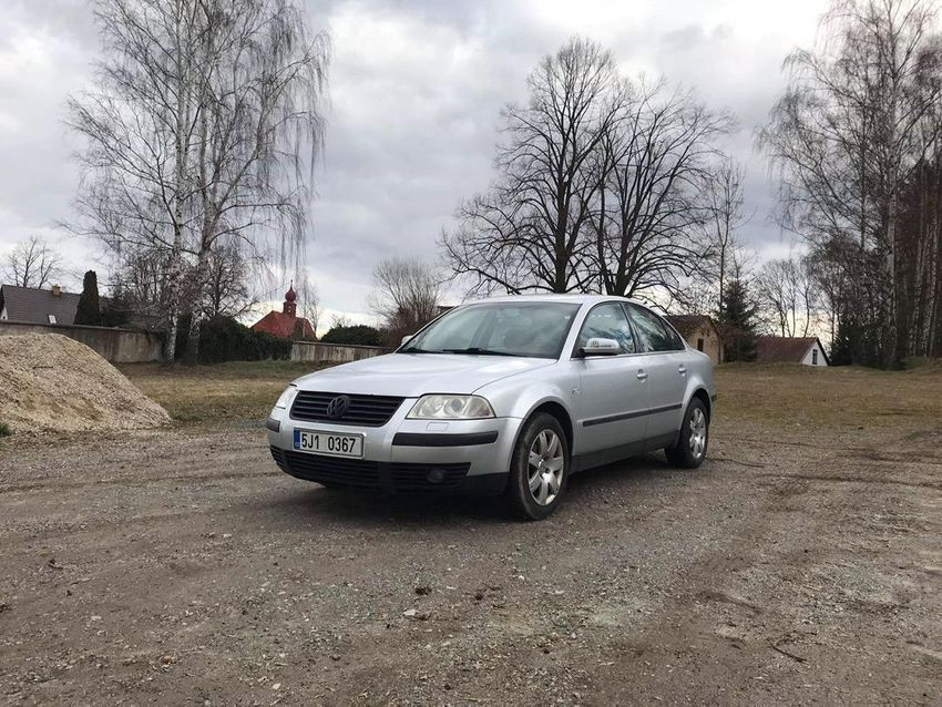 VW Passat 0