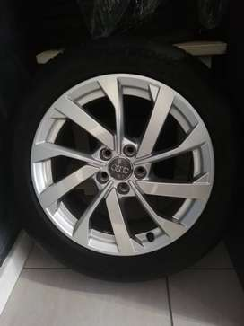 New 2020 Audi A1 Rims & Tyres - For Sale(negotiable)
