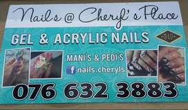 Professional Nails Service