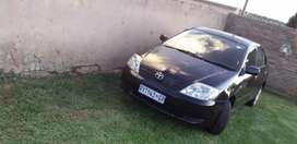 2003 Toyota corolla in perfect condition everything is 100%