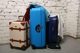 Ремонт чемоданов и сумок на колесиках с выдвижными системами.