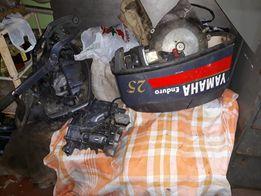 Лодочный мотор Ямаха/Yamaha 25/30 Enduro