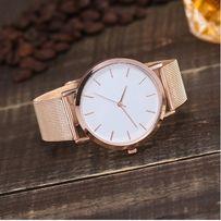 Zegarek różowo - złoty, HIT MODY