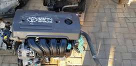 Toyota 3zz /1zz engines available