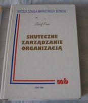 Skuteczne zarządzanie organizacją