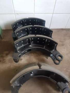 Daf rear brake shoes