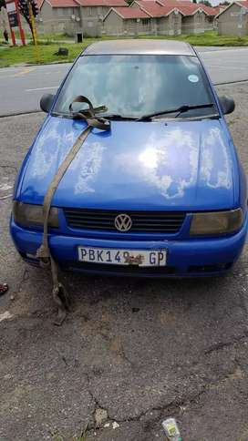 Polo classic 1.8 stripping for parts