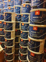 Makor-Tix 10L brąz czekoladowy