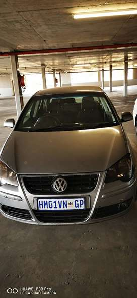 Volkswagen Polo 1.6 2009 low price R55000  for sale