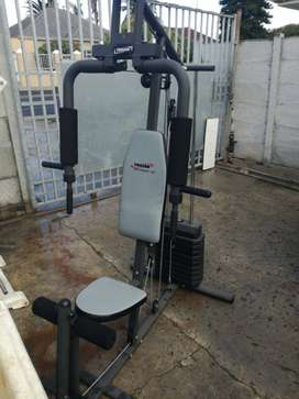 Trojan 5in1 Full Body Workout Gym for Sale!