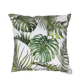 Jungle Cream Scatter Cushion Cover 60cm x 60cm