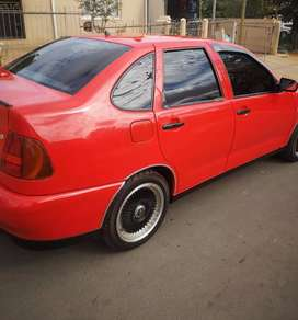 Car is a good condition nothing wrong just need bakkie