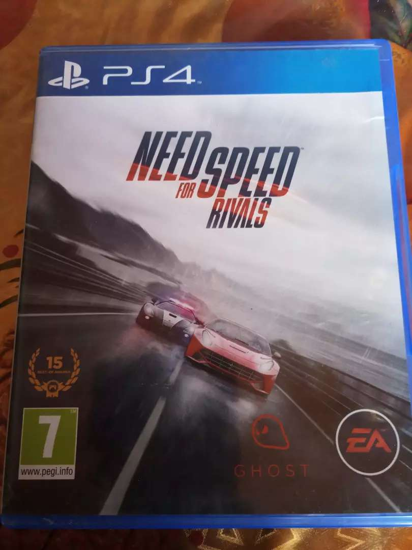 Need for Speed Rivals PS4 0