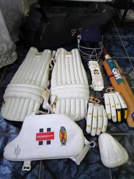 Full cricket set