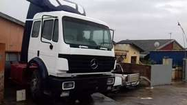 Powerliner G cab  grill