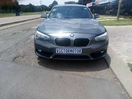 2016 BMW 120i Automatic 95 000km for sale