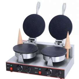 Double Cone Waffle Baker HCB-2