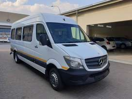 2014 Mercedes-Benz Sprinter 22 Seater