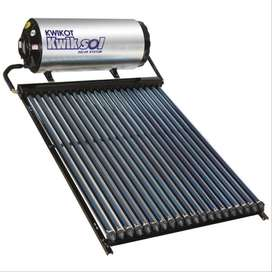 200Ltr Kwikot Solar Geyser with installation Kit