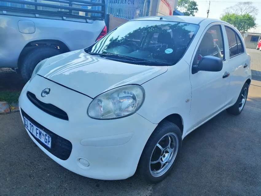 2014 Nissan Micra 1.6 for sale 0