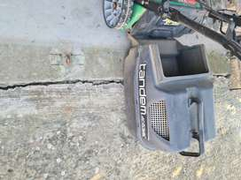 Lawn mower hardly used