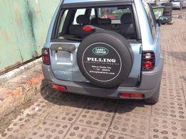 Двері Land Rover Freelander