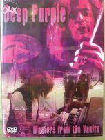 "Фирменный DVD ""Deep Purple"" Masters From The Vaults EU 2003"