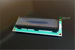 Wyświetlacz LCD ARDUINO 2x16 znaków niebieski