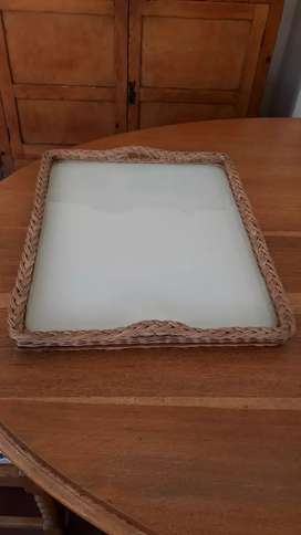 Tray - Vintage serving tray