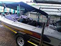 Image of 150 yamaha v6 famoly pleasure boat for sale for R49900.00