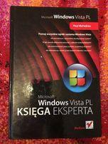 WINDOWS VISTA PL Księga Eksperta Microsoft 811 stron Wawa