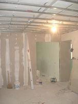 Ремонтные работы, внутренняя отделка под ключ, строительные услуги