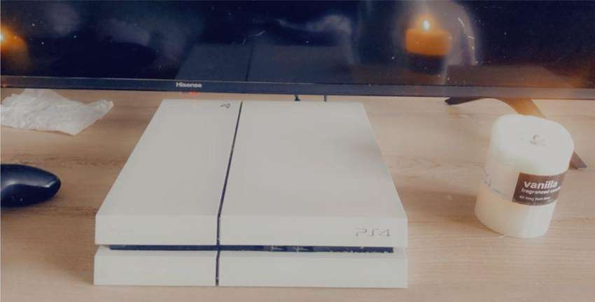 PS4 with nacon contoller