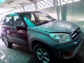 Toyota Rave 4 suv 4door